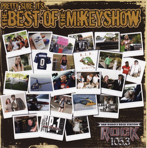 Pretty Sure It's The Best Of The Mikey Show – Track 11 – Sky's A Beating Song